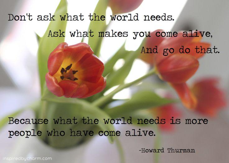 come alive!