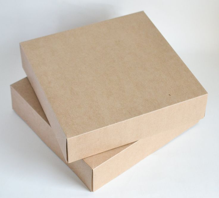 """Gift Boxes, 5 Large Gift Boxes with Lids, Paper Boxes, Square Boxes, Large Kraft Boxes, Christmas Gift Boxes, Kraft Gift Box 12.5x12.5x2.5"""" by YourPartyandGiftShop on Etsy"""