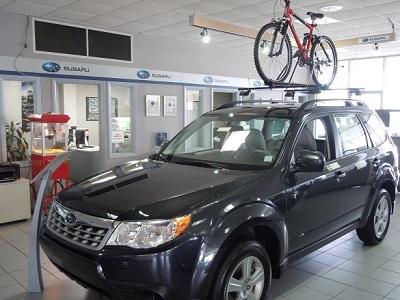 Subaru Forester SUV Bike Rack