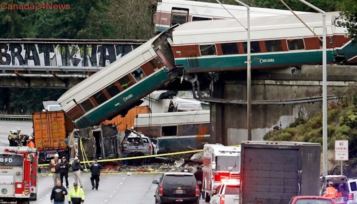 Marc Garneau makes push for voice, video recorders in locomotives after Amtrak crash