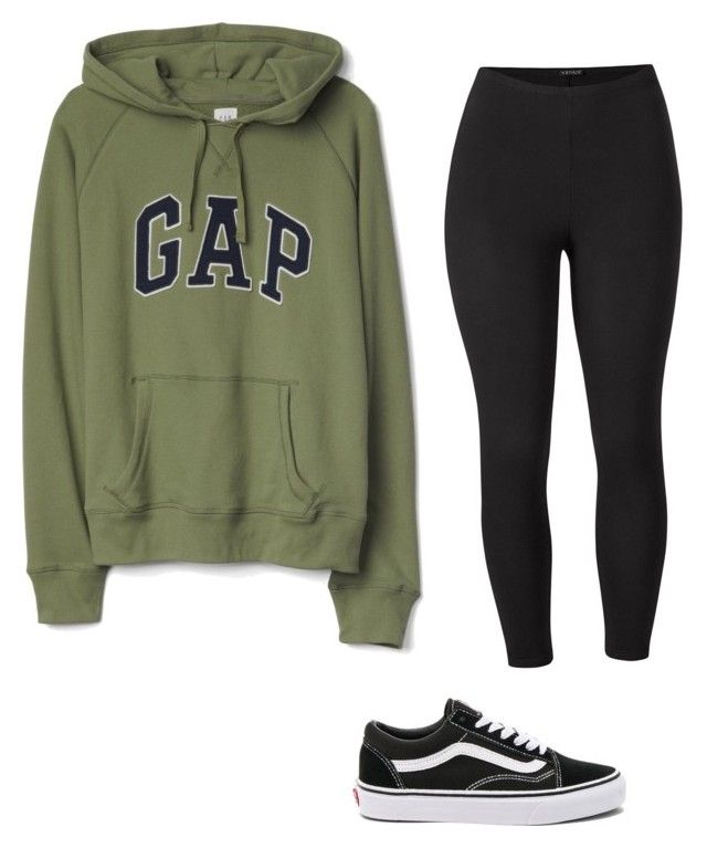 """""""Untitled #123"""" by alessiacaravetta on Polyvore featuring Venus, Vans, Gap and plus size clothing"""
