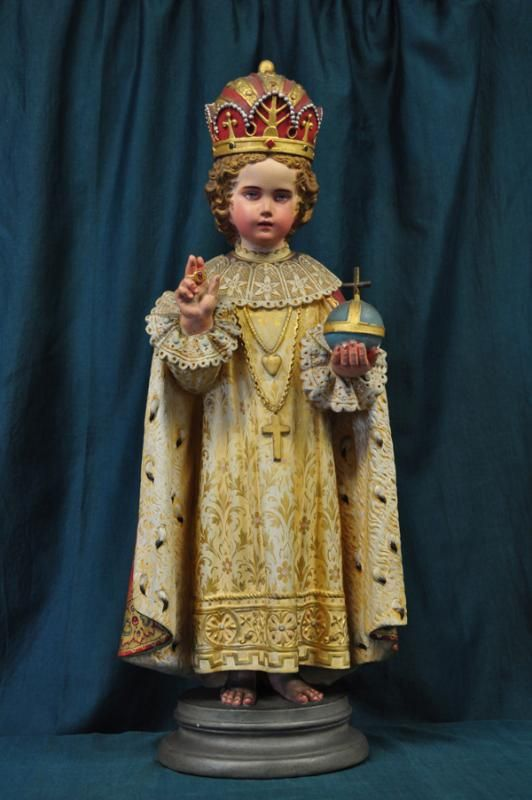 Child Jesus of Prague at St. Therese's convent.