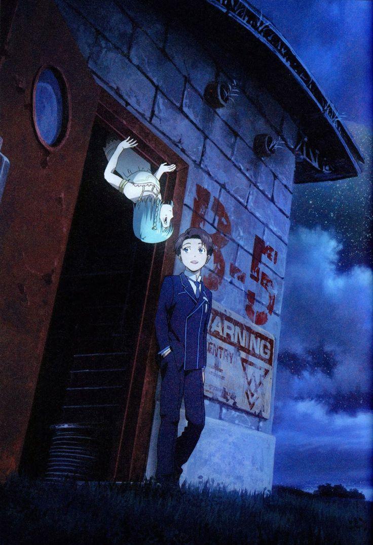 Sakasama no Patema 720p | Bluray ~ Anime Gakuen