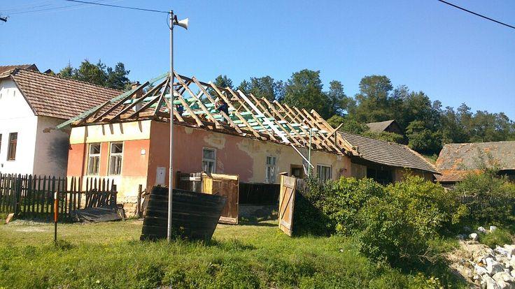 Rekonstruct roof