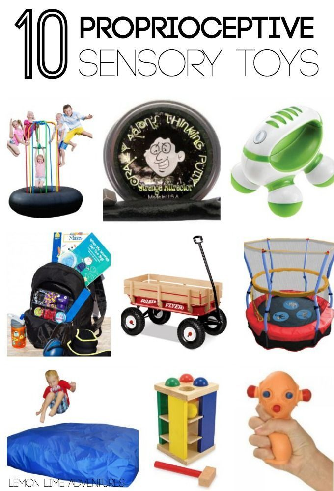 Are you looking for sensory processing gift ideas, but have no clue where to start? This guide is the ultimate list of ideas from visual to vestibular.