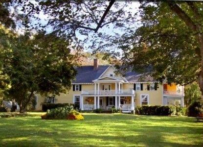 Prospect Hill Plantation Inn & Restaurant | Charlottesville, Virginia | BBOnline.com