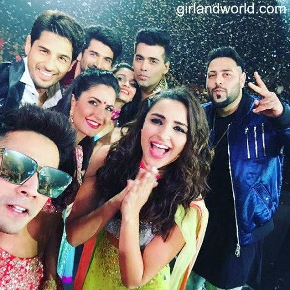 dream team badshah