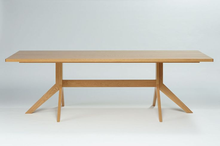 finnegan rectangular dining table - Grazia and Co