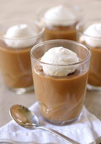 Caramel Butterscotch pudding