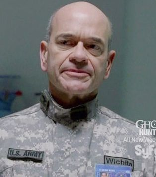 In SyFy's Morlocks, Robert Picardo is an officer willing to risk humanity's future to save his son. Any resemblance to H.G. Wells' Morlocks is purely coincidental.