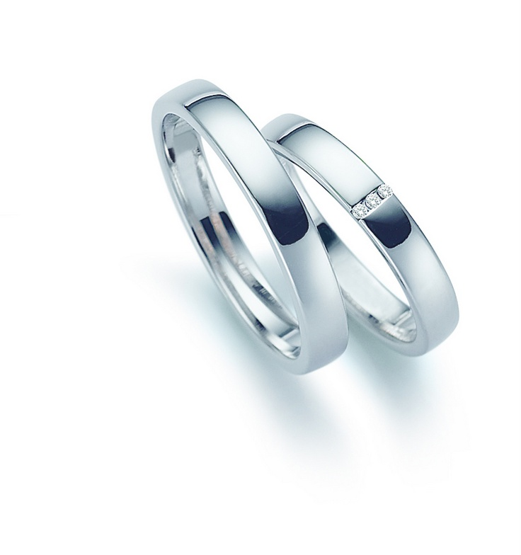 72 besten Ehering mit Diamant Bilder auf Pinterest