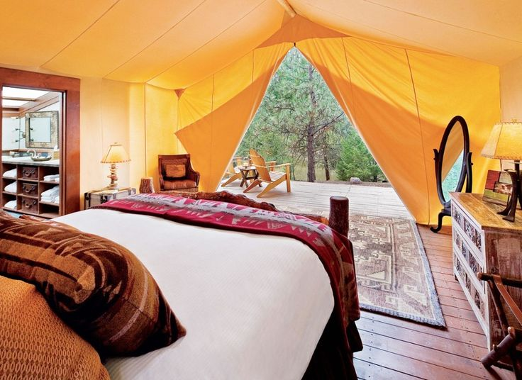 10 Luxe Camping Retreats to Check Out this Summer - Jetsetter