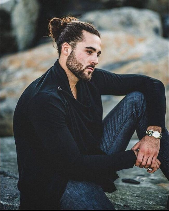 23 Best Long Hairstyles For Men Groom Hairstyles Long