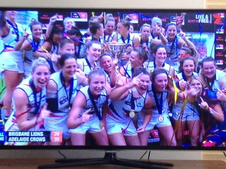 Congratulations Crows!!
