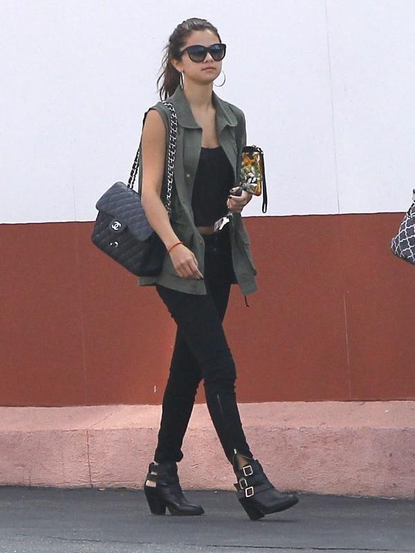 Selena Gomez = Style Icon <3