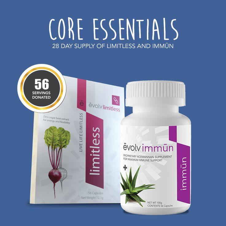 Core Essentials Formula