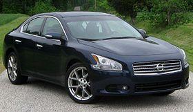Nissan Maxima - Wikipedia, the free encyclopedia