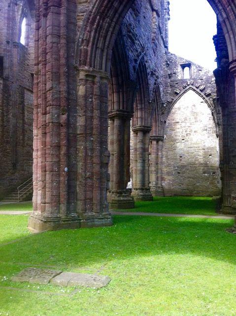 Grande-Bretagne, Abbaye de Tintern. Photo : Robert Rowan
