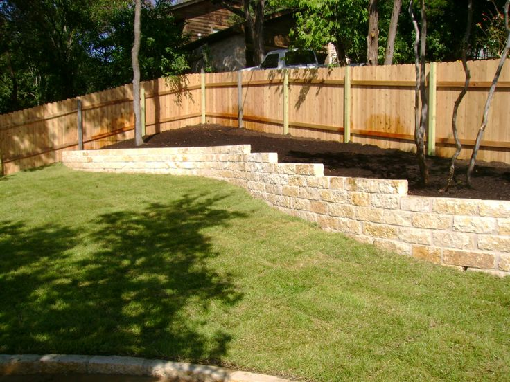 The 30 best Stone Retaining Wall images on Pinterest | Boulder ...