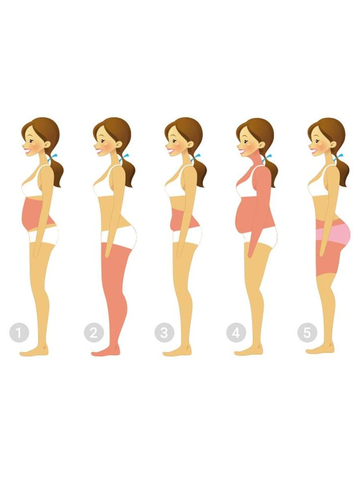 Du setzt immer an den gleichen Stellen Fett an? Das ist gut möglich! Denn wo deine Problemzonen liegen, hat etwas mit deinem Lebensstil