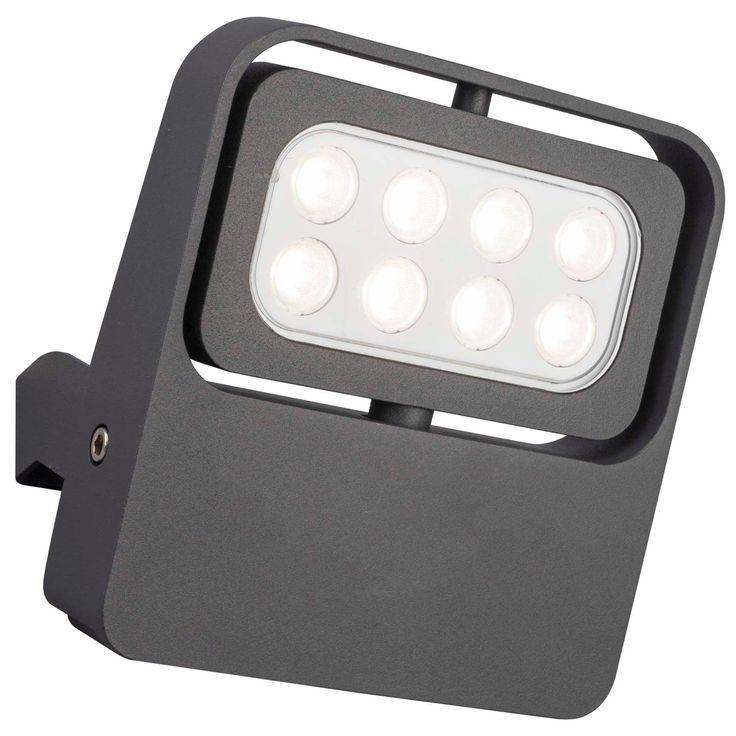 The 53 best lighting to hanker for images on pinterest applique blooma bohm grey 9w mains powered external security flood light aloadofball Images