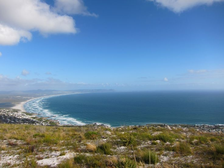 The Fernkloof Nature Reserve is the other major park on the Whale Route. There, you will be able to see more closely the Fynbos, a typical South African vegetation.  Moreover, from the park, you can see the Ocean, which doesn't diminish the attraction for the place.