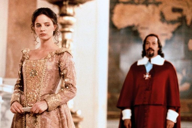 bbc musketeers Queen Anne | Trzej muszkieterowie / The Three Musketeers (1993) Lektor PL