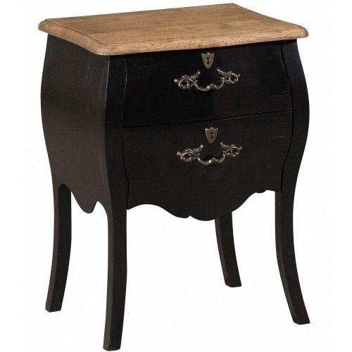 25 beste idee n over table de chevet baroque op pinterest for Table de chevet brun noir