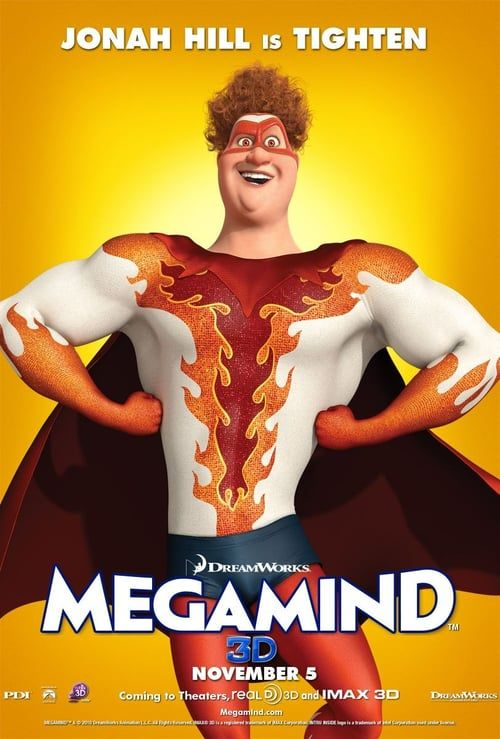 Watch Megamind (2010) Full Movie Online Free