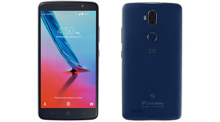 ZTE Launch The Blade MAX 3 Only In USA
