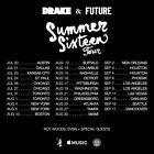 #Ticket  Drake x Future Summer Sixteen Tour Tickets Staples Center 9/9 #deals_us