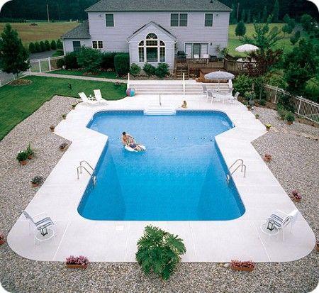 T Inground Swimming Pool Pricing