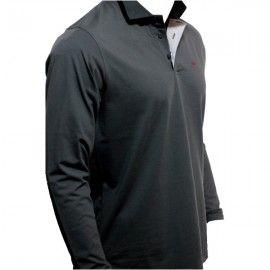 UC Gray Polo Shirt