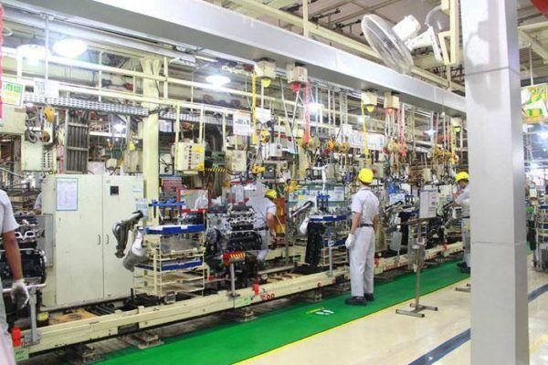 Indonesia terbesar kelima produksi mobil Toyota