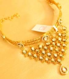 Buy Antique Kundan Meenakari Bridal Bajuband bajuband online