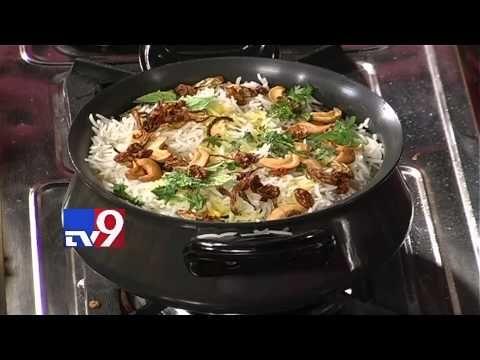 Shahi chicken dum biryani