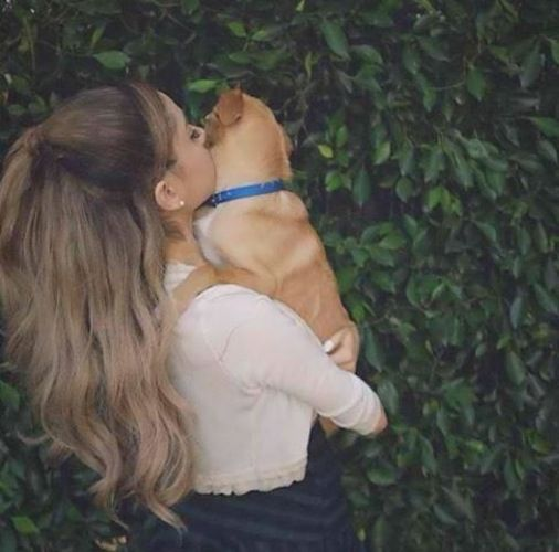 AWW: 10 of Ariana Grande's Cutest Moments With Her Dog Toulouse! #HappyBirthdayToulouse
