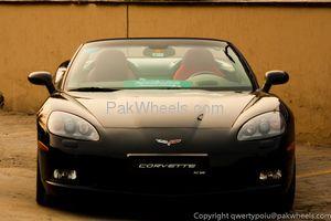 Chevrolet Corvette 2006 for sale in Lahore, Pakistan. Price: Rs. 8 million