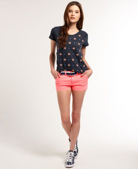 Superdry Mini shorts International