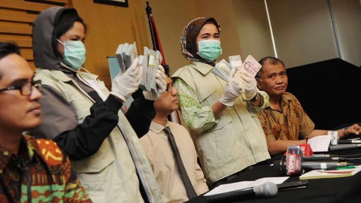 Perwira Tinggi TNI AL Terlibat Korupsi Bakamla | edupublik
