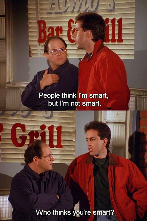 Seinfeld... LOL!!!