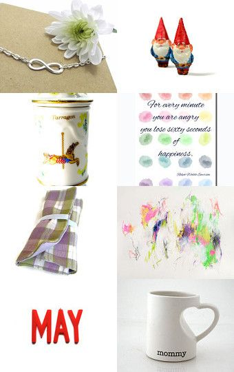 My May by twolittlefairies on Etsy--Pinned with TreasuryPin.com