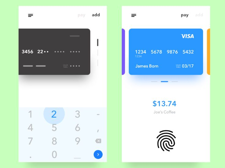 UI Inspiration: Cards