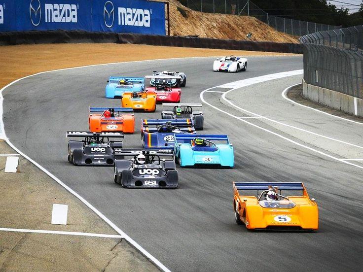 2014 Rolex Monterey Motorsports Reunion.
