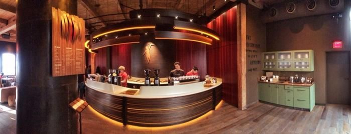 Storyville Coffee Company is one of The 15 Best Coffee Shops in Seattle.