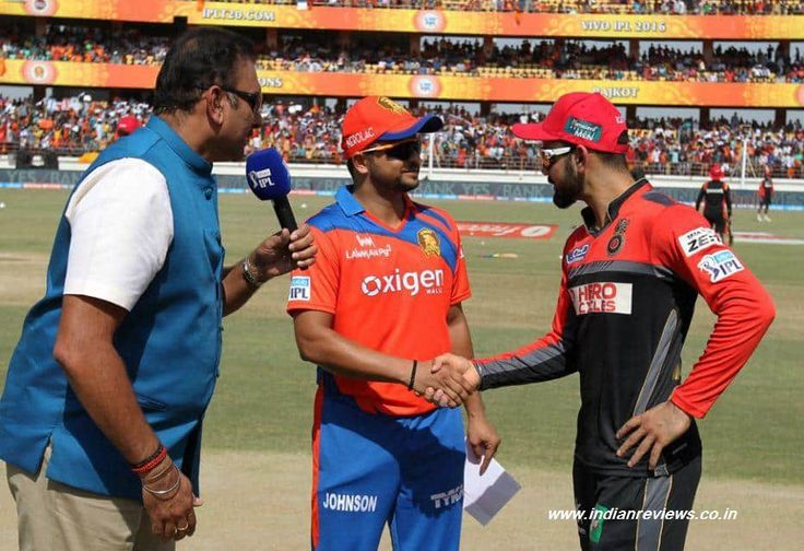 Live IPL Cricket Score RCB vs GL, IPL 2017 31st Match-Match Prediction