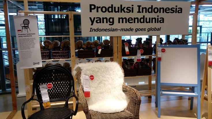 IKEA juga memberi pelatihan dasar bagi UKM|PT Rifan Financindo Berjangka       IKEA Indonesia bekerja sama dengan Yayasan Dharma Bhakti...