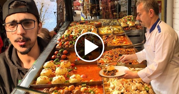 ISTANBUL Street Food Guide – Delicious Turkish Meat, Doner Platter & Turkish Ice Cream Travel Guide Videos