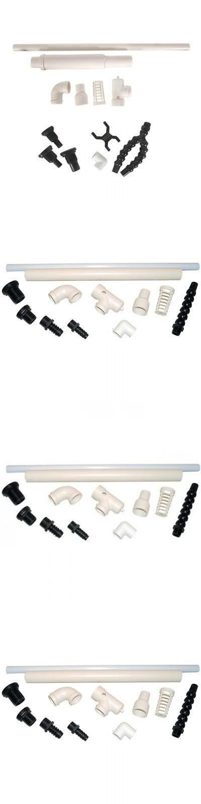 Tubing and Valves 177800: All Glass Aquarium Aag29251 Overflow Accessory New Kit, New, Free Shipping BUY IT NOW ONLY: $68.17