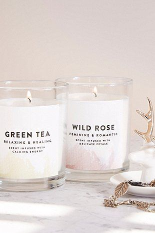 Minimalist candles for the simple and chic person in your life